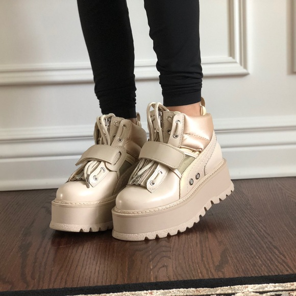 fenty puma by rihanna sneaker boot